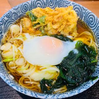 朝そば(そば処 大吉田 (おおよしだ))