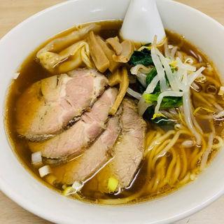 ワンタンチャーシュー麺(中華 玉林 )