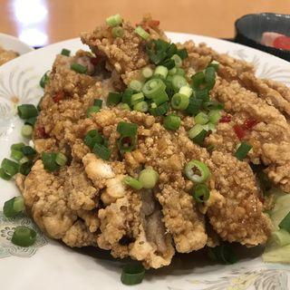 油淋鶏定食(呉園 (ゴエン))