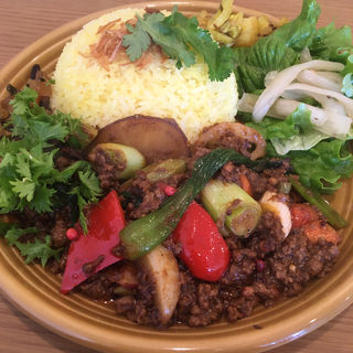 糸島野菜のラムキーマ(orest Spice(フォレスト・スパイス))