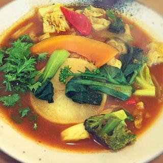 糸島野菜のサンバル(orest Spice(フォレスト・スパイス))