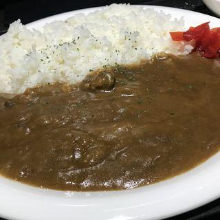 朝カレー(アプレシオ神田南口店)