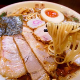 追い煮干し中華そばチャーシュー麺(麺座 かたぶつ )