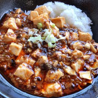 陳麻婆豆腐(中華の丼 林さん亭)
