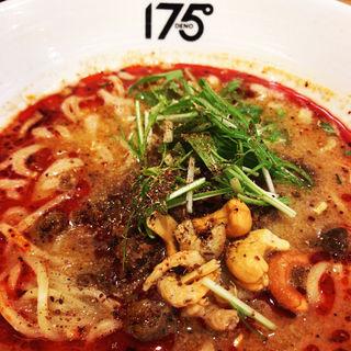 担担麺 汁ありシビれる(175°DENO担担麺 TOKYO)