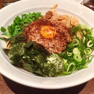 台湾まぜそば(ダイキ麺 )
