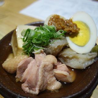特製鶏煮込み(鶏と肴 フルヤ)