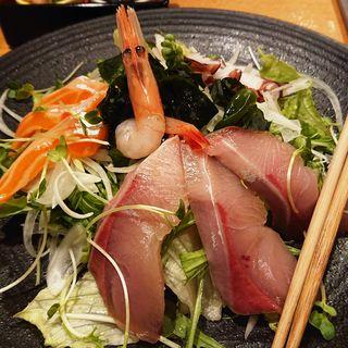 海鮮サラダ(北の家族 川崎店)