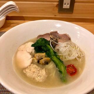 貝塩そば(麺屋 貝原)