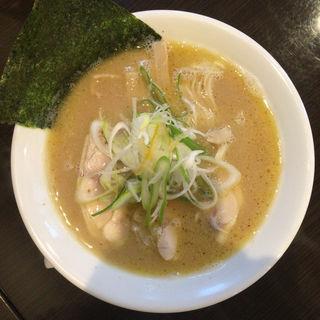 鶏白湯塩(麺屋 蓮)