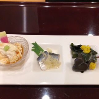 天ぷらランチコース(松竹庵 ます川 )