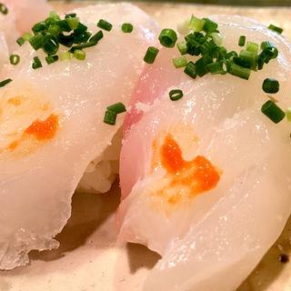 甘鯛の昆布〆(たく海 )