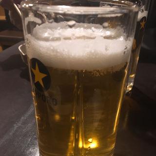 生ビール(小虎 )
