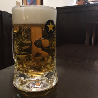 生ビール(ネパーリチュロ)