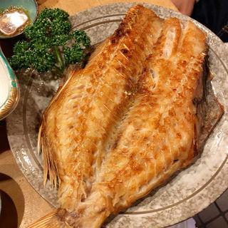赤魚の干物(居酒屋 ぢんぢん )