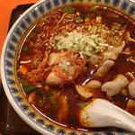 辣爆麺/醤油