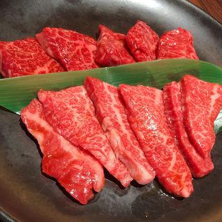 かいのみ & 笹肉(肉の館 羅生門 明石店)