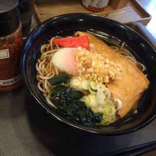 特選そば(名代 富士そば 浜松町店 )