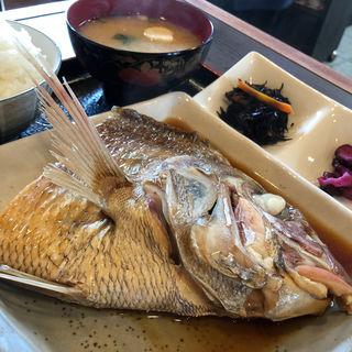 煮魚定食(魚てつ (ウオテツ))