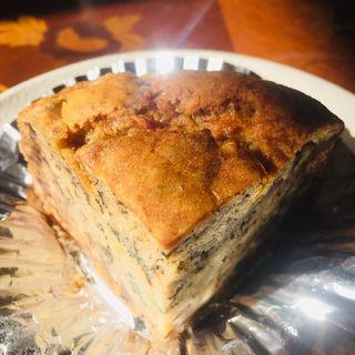 バナナケーキ(ヤノケーキテン モク (YANO CAKE TEN MOKU))