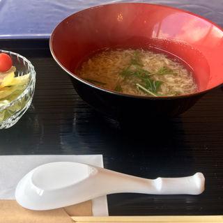 玉子スープ(雲仙57食堂)