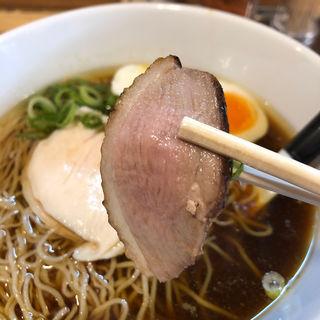 限定鴨そば(麺屋M)