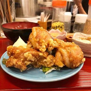 からあげ定食(soto (ソト))
