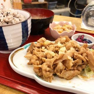 豚しょうが焼き(soto (ソト))