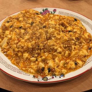 麻婆焼きそば(中国料理 もみぢ)