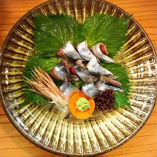 トロ秋刀魚のお造り(とみ助 )
