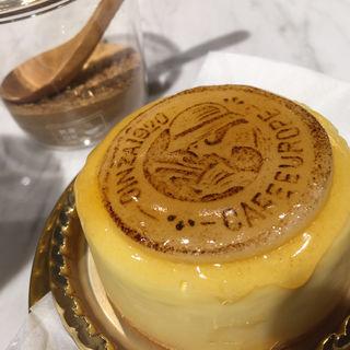 チーズケーキ(カフェ・ユーロップ)