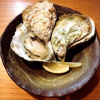 焼き牡蠣(とみ助 )