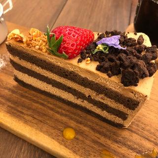 キャラメルチョコレートショートケーキ(Teaser (ティーザー))
