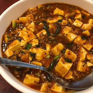 マーラー豆腐(本場台湾小皿料理 梅園)