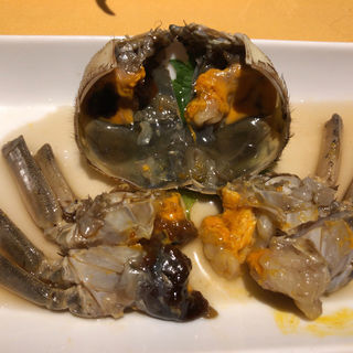 特選上海蟹コース(新世界菜館 (シンセカイサイカン))