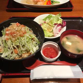 和風タコライス丼(はんぞう )
