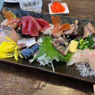 お刺身5種盛り(魚椿 )