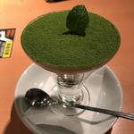 抹茶ティラミス(焼肉屋さかい 京都一乗寺店 (ヤキニクヤサカイ))