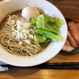 特製濃厚煮干し(ラーメン 健やか)