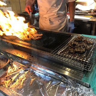 カルビ丼(海ほたる360° (サンロクマル))