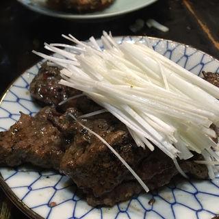 くじら肉(大衆料理 川治 )