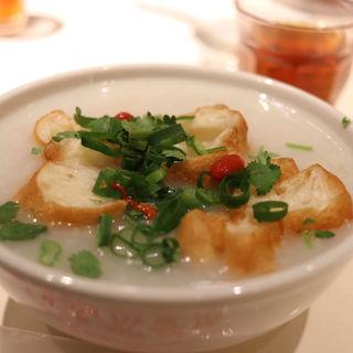 Aセット 白粥(謝甜記 貮号店)