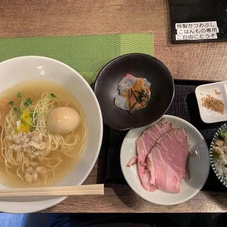 鯛茶漬けセット(狐狸丸)