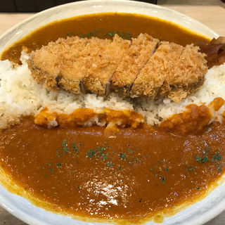 ロースカツカレー(カレーピーク (curry peak))
