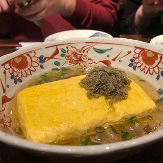 出し巻き玉子(釜焼鳥本舗おやひなや 渋谷ハチ公口店 )