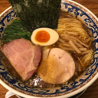 中村屋ラーメン 醤油(麺処 中村屋)