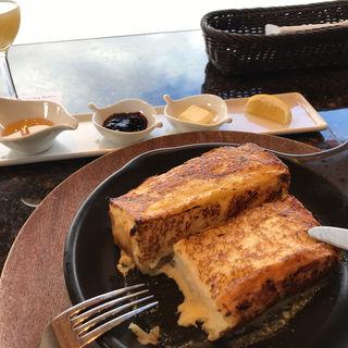 フレンチトースト(ベーカリーアンドテーブル箱根 (Bakery&Table))