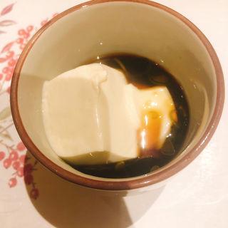 ごま豆腐(富ちゃん 六本木店 (とみちゃん))