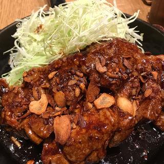 大トンテキ定食(東京トンテキ ヨドバシAkiba )