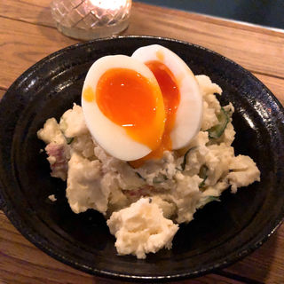 ポテトサラダ 半熟卵のせ(collect)